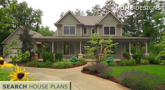 photo of home built with wlmartin home plan